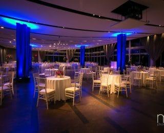 Atlantic Room cocktail rounds in half for mitzvah 320x260 - Weddings