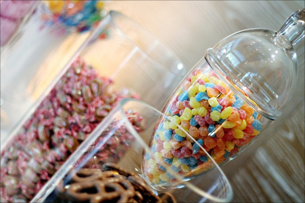Candy Jars 1024x683 - Details and Decoration