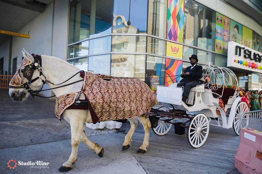 Cinderella Carriage 1 - Indian Weddings