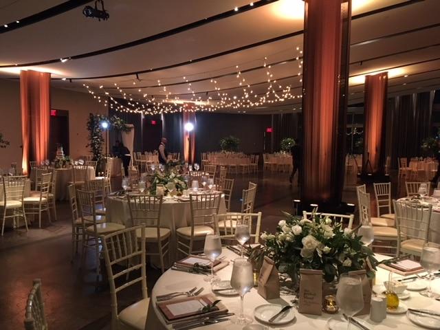 Atlantic room with piazza lighting - Atlantic Room