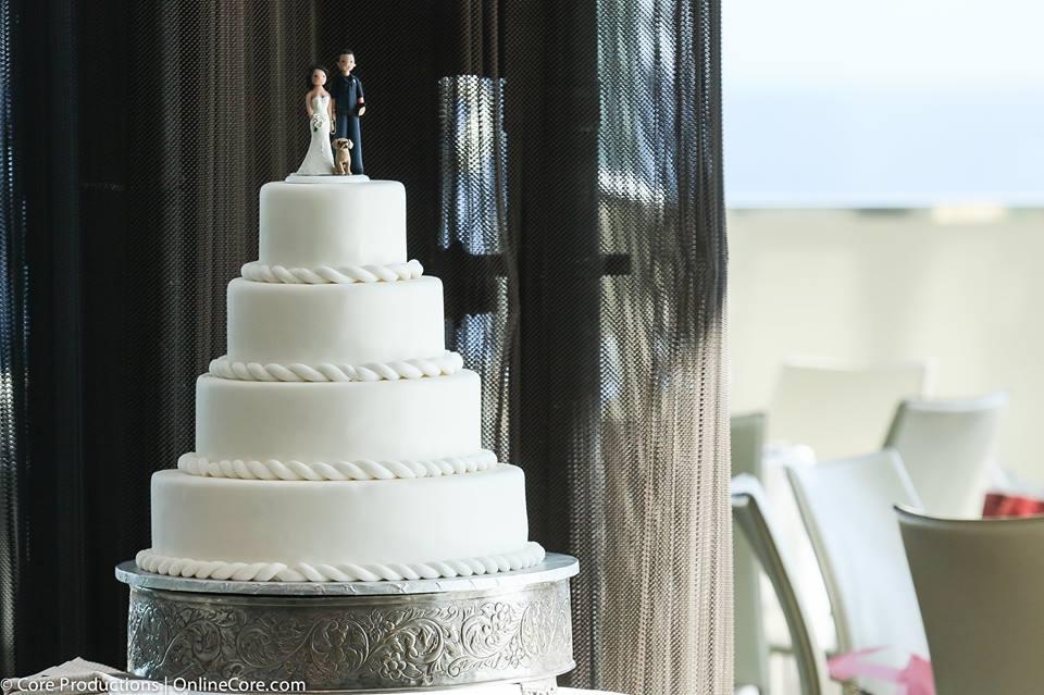Cake 2 - Wedding Cake