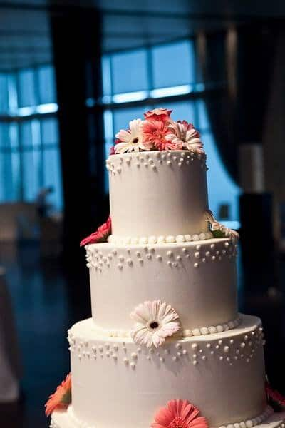 Cake 8 - Wedding Cake