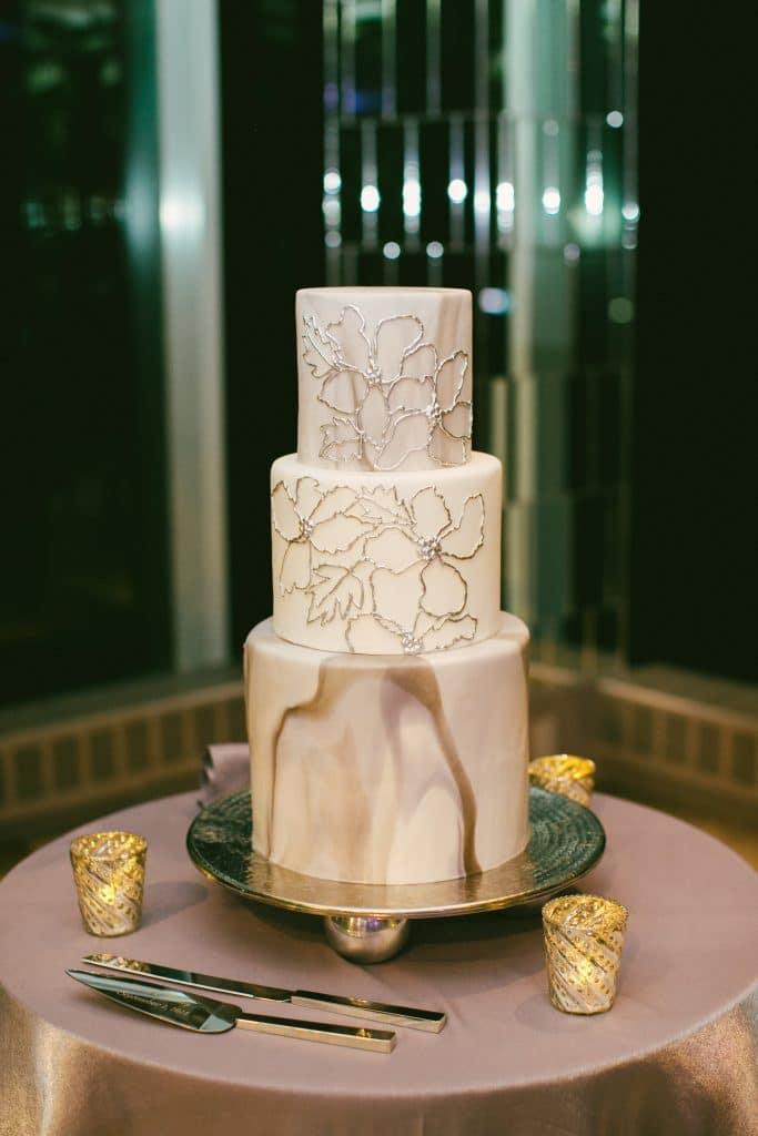 Marble cake 2 683x1024 - Wedding Cake