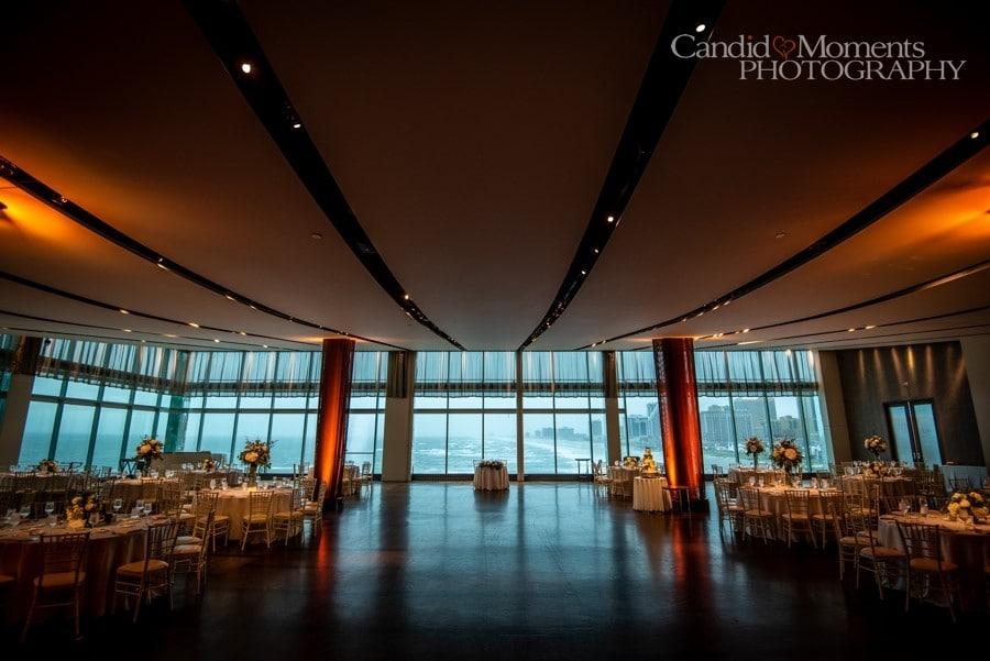 Atlantic Room Pano - Receptions