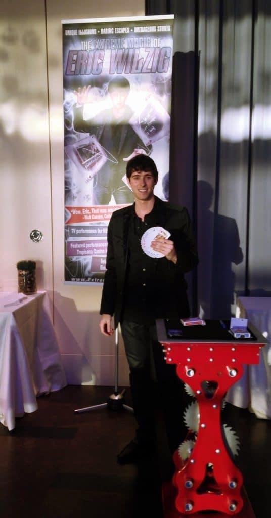 Eric Wilgiz Magician 536x1024 - Entertainment