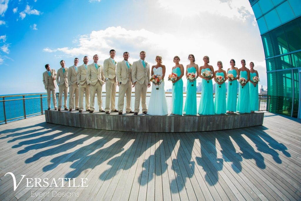 High Res Bridal Party on Deck 1024x683 - Couples & Bridal Parties