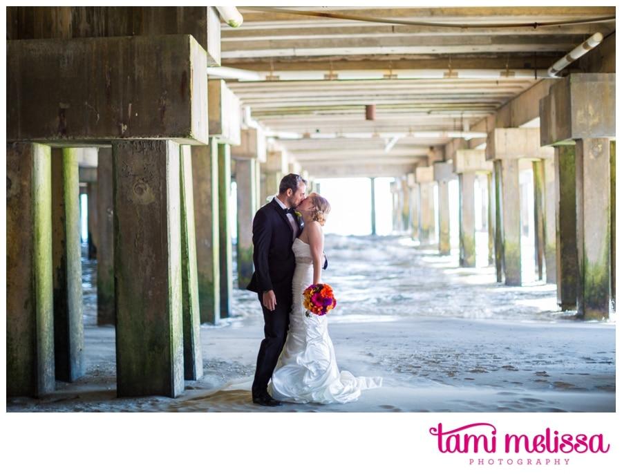 Under the Pier - Couples & Bridal Parties