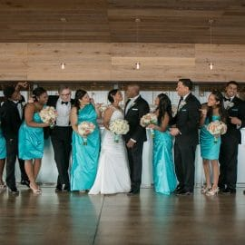 bridal party - Couples & Bridal Parties